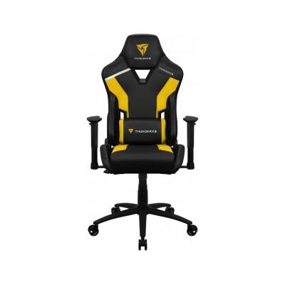 Cadeira Gaming ThunderX3 TC3 Preta/Amarela