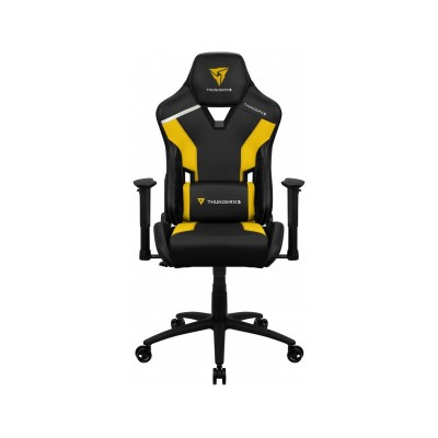 Gaming Chair ThunderX3 TC3 Black/Yellow