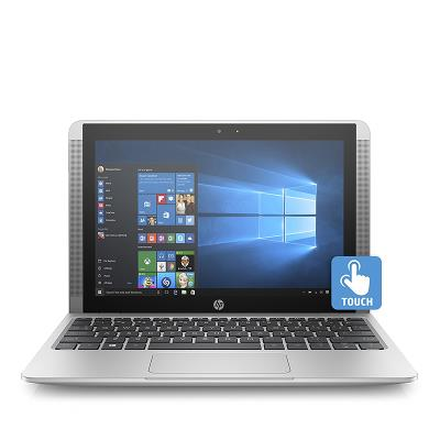 "Laptop HP 10-P002NA 10.1"" X5-Z8350 64GB/4GB (Reconditioned)"
