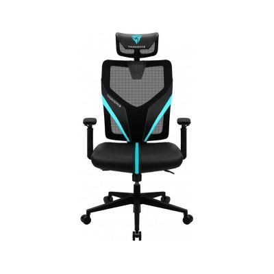 Cadeira Gaming Thunderx3 YAMA1 Preta/Azul