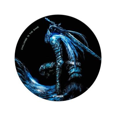 Chair Mat Woxter Stinger Blue/Black