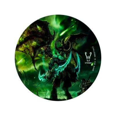 Chair Mat Woxter Stinger Green/Black