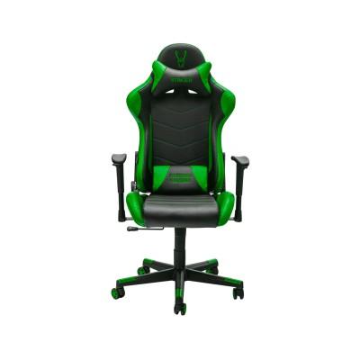 Cadeira Gaming Woxter Stinger Station Preta/Verde