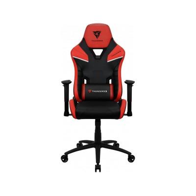 Cadeira Gaming Thunderx3 TC5 Preta/Vermelha (TC5-EMBERRED)