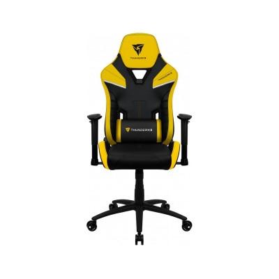 Cadeira Gaming Thunderx3 TC5 Preta/Amarela (TC5BY)