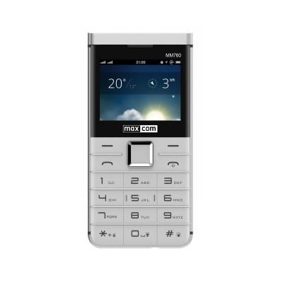 Maxcom Comfort MM760 Dual SIM White