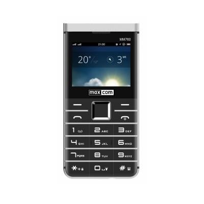 Maxcom Comfort MM760 Dual SIM Black