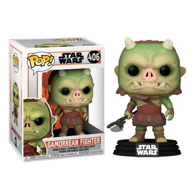 Funko Pop Star Wars The Mandalorian Gamorrean Fighter