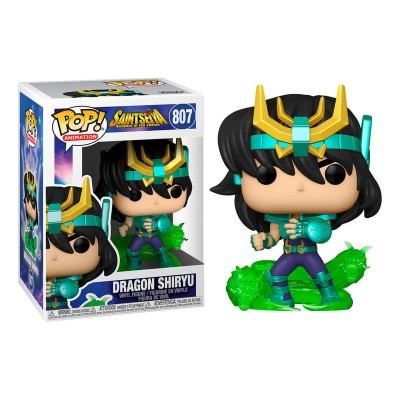 Funko Pop Saint Seiya Dragon Shiryu