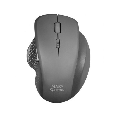 Wireless Gaming Mouse Mars Gaming MMWERGO 3200 DPI Black