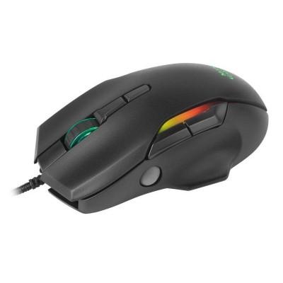 Rato Gaming Mars Gaming MMX 12400 DPI RGB Preto