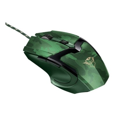 Gaming Mouse Trust GXT 101C GAV 4800 DPI Green