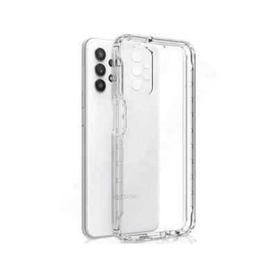 Reinforced Silicone Cover Samsung Galaxy A32 A325 Transparent