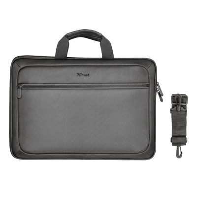 "Laptop Bag Trust York 15.6"" Black (23298)"