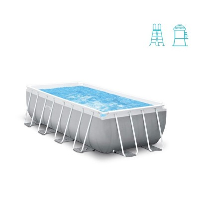 Pool Intex 26790NP 400x200x122 cm w/Water Pump