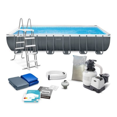 Pool Intex 26364NP Ultra XTR Frame 732x366x132 cm w/Water Pump