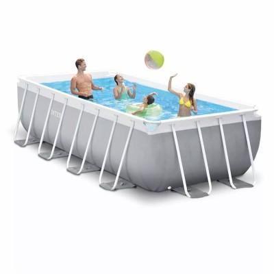Pool Intex 26788NP 400x200x100 cm w/Water Pump