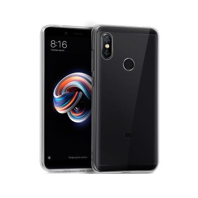 Silicone Case Xiaomi Redmi Note 5/Note 5 Pro Transparent