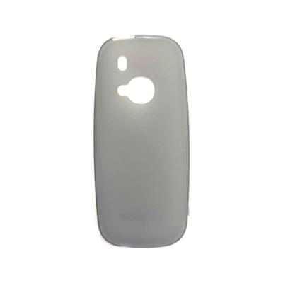 Capa Silicone Nokia 3310 2017 Transparente Escuro