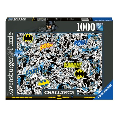 Puzzle Ravensburger Batman 1000 Pieces