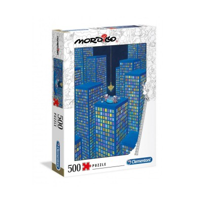 Puzzle Mordillo The Dinner 500 Piece