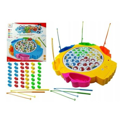 Fishing Game 55 Pieces