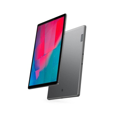 "Lenovo M10 Plus (2nd Gen) 10"" 64GB / 4GB Metallic Gray Tablet"