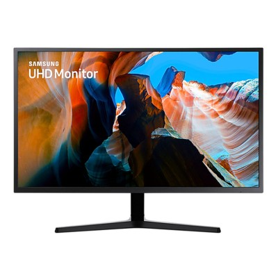 "Monitor Samsung 32"" VA 4K UHD Black (LU32J590UQR)"