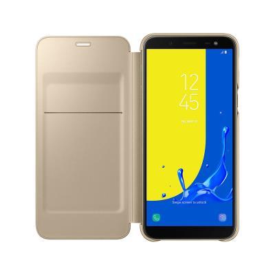 FLIP COVER ORIGINAL NEON EF-FA530PFE SAMSUNG A8 2018 GOLD