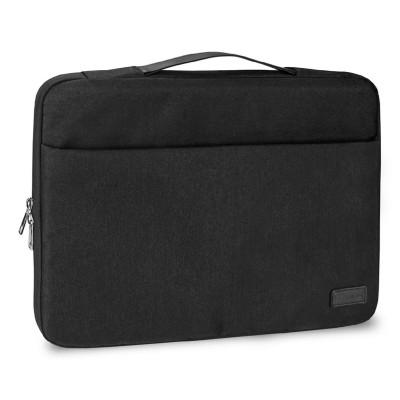 "Laptop Bag Subblim Elegant Laptop Sleeve 15.6"" Black"