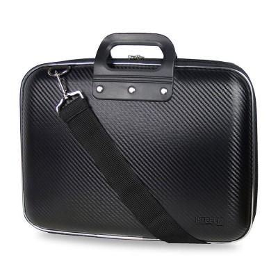 """Laptop Bag Subblim Eva Carbon 15.6"""" Black"""