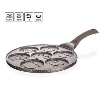 Pan Frying Pan Smile 26 cm