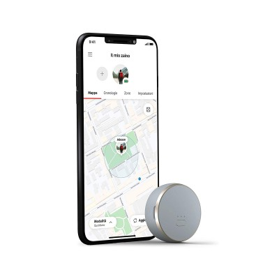 GPS Locator Vodafone Curve Grey