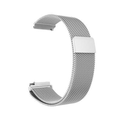 Metal Bracelet Xiaomi Amazfit GTS Silver