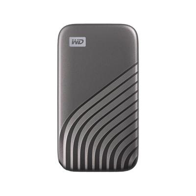 Disco Externo Western Digital My Passport SSD 500GB USB 3.2 Cinzento