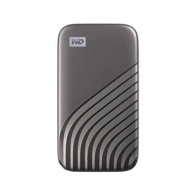 External Hard Drive Western Digital My Passport SSD 500GB USB 3.2 Grey