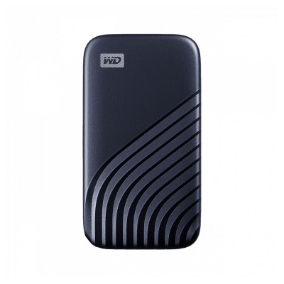 Disco Externo Western Digital My Passport SSD 500GB USB 3.2 Azul