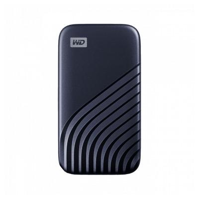External Hard Drive Western Digital My Passport SSD 500GB USB 3.2 Blue