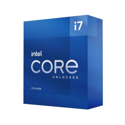 Processador Intel Core i7-11700K 8-Core 3.6GHz c/Turbo 5.0GHz 16MB