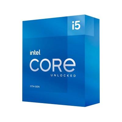 Processador Intel Core i5-11600K 6-Core 3.9GHz c/Turbo 4.9GHz 12MB