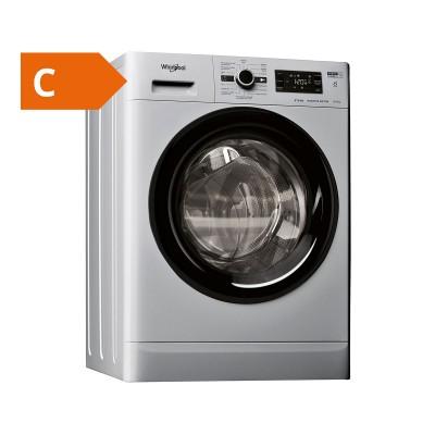 Washing Machine Whirlpool 8Kg 1200RPM Silver (FFB8248SBVSP)