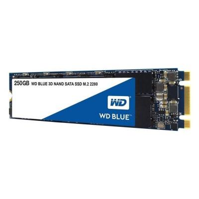 SSD Disk Western Digital Blue 250GB 3D NAND M.2 2280 SATA