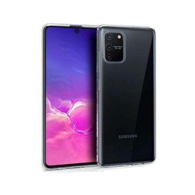 Funda Silicona Samsung Galaxy S10 Lite G770 Transparente