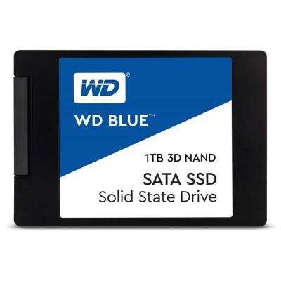 "SSD Disk Western Digital Blue 1TB 3D NAND 2.5"" SATA"