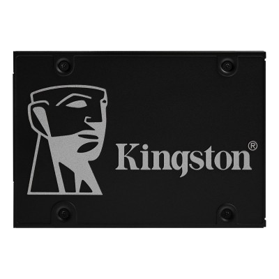 "Disco SSD Kingston KC600 256GB 3D TLC 2.5"" SATA"