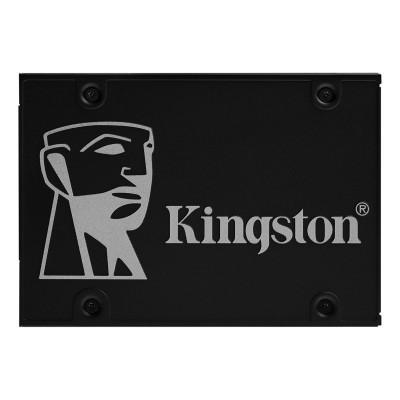 "SSD Disk Kingston KC600 256GB 3D TLC 2.5"" SATA"