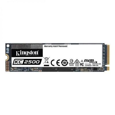 SSD Disk Kingston KC2500 250GB 3D TLC M.2 2280 NVMe