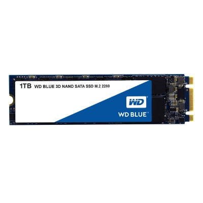 Disco SSD Western Digital Blue 1TB 3D NAND M.2 2280