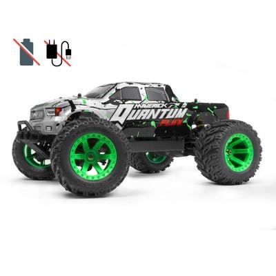 Remote Control Car Maverick Quantum MT Flux Monster Truck 4WD Grey (MV150201)
