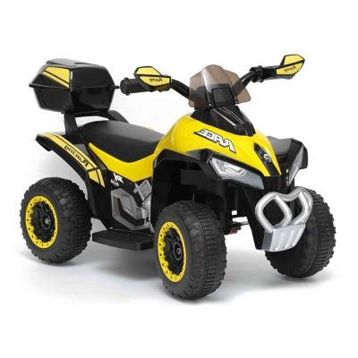 Moto 4 Electric YSA021A 6V Yellow